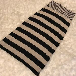 Calvin Klein Maxi Skirt